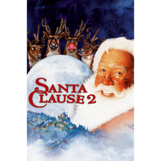 The Santa Clause 2 / MA / HDX / Movies Anywhere / iTunes / VUDU