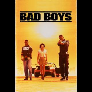 Bad Boys / HD / MoviesAnywhere