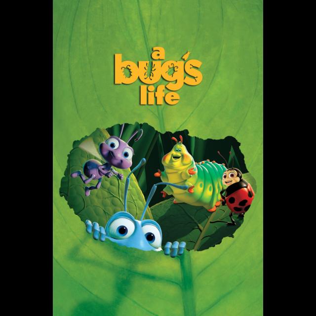 A Bug's Life / 4K UHD / Movies Anywhere / VUDU