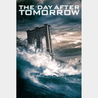 The Day After Tomorrow / HD / MoviesAnywhere