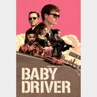 Baby Driver / HD / MoviesAnywhere