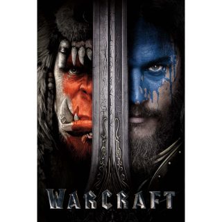 Warcraft / 4K UHD / MoviesAnywhere