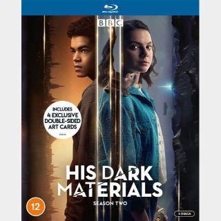 His Dark Materials: Season 2 - HBO Series / HDX / Vudu