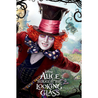 Alice Through the Looking Glass / MA / HD