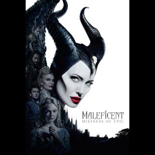 Maleficent: Mistress of Evil / 4K UHD / Movies Anywhere / VUDU