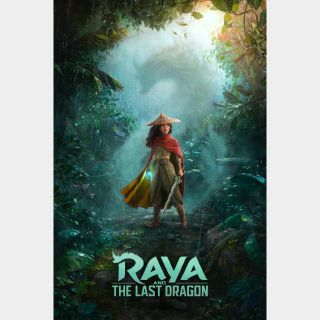 Raya and the Last Dragon / 4K UHD / Movies Anywhere - Delivered on May 18, 2021