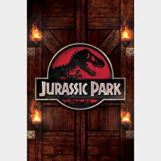 Jurassic Park: 5 Movie Collection / 4K UHD / Movies Anywhere / Vudu