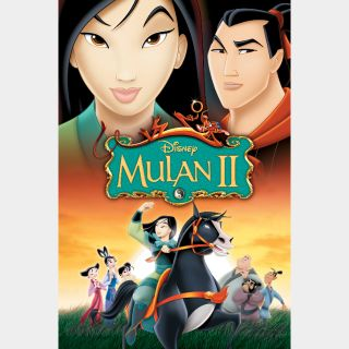 Mulan II / HD / Movies Anywhere