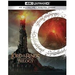The Lord of the Rings: Trilogy [Theatrical & Extended Editions Bundle] / 4K UHD / Movies Anywhere