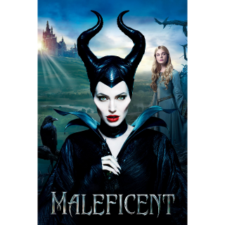 Maleficent / HD / Movies Anywhere / VUDU and more