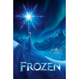 Frozen / 4K UHD / Movies Anywhere / Not Split