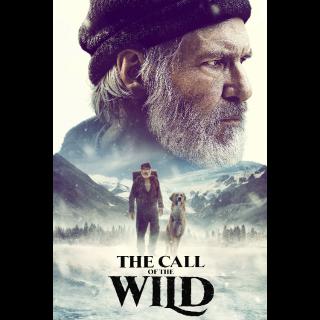 The Call of the Wild / 4K UHD / Movies Anywhere / VUDU