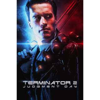 Terminator 2: Judgment Day / 4K UHD / movieredeem.com / Vudu
