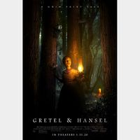 Gretel & Hansel / HD / MoviesAnywhere