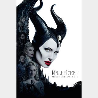 Maleficent: Mistress of Evil / HD / Movies Anywhere