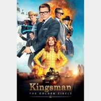 Kingsman: The Golden Circle / HD / MoviesAnywhere