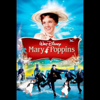 Mary Poppins / MA / No DMR Points