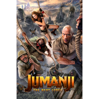 Jumanji: The Next Level / 4K UHD / MoviesAnywhere