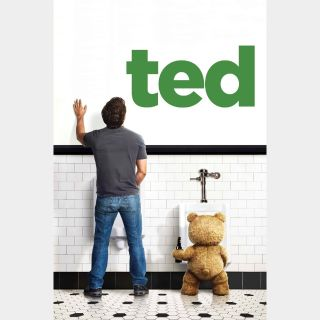Ted & Ted 2 - Thunder Buddies Collection / HD / Movies Anywhere