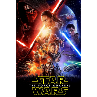 Star Wars: The Force Awakens / GooglePlay / HD