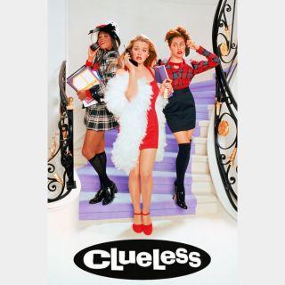 Clueless / HD / Vudu / iTunes / Fandango NOW / all redeem via paramountdigitalcopy.com