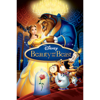 Beauty and the Beast / MA / HD / No DMR
