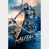 Alita: Battle Angel / MA / 4K UHD