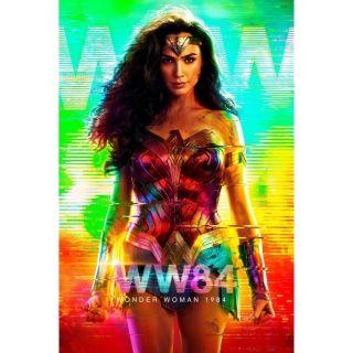 Wonder Woman 1984 / 4K UHD / Movies Anywhere