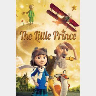 The Little Prince / HD / Vudu / iTunes / Fandango / via paramountdigitalcopy.com