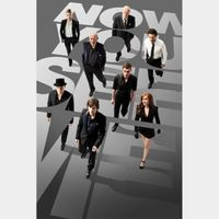 Now You See Me 2-Film Collection / HD / Vudu / FandangoNow