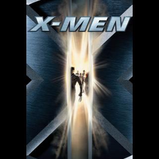 X-Men THREE Film Collection / MA / 4K UHD