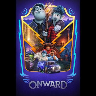 Onward / HD / Movies Anywhere / VUDU