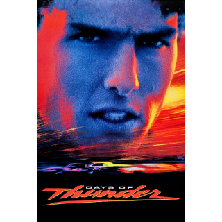 Days of Thunder / 4K UHD / Vudu / Fandango / Apple TV