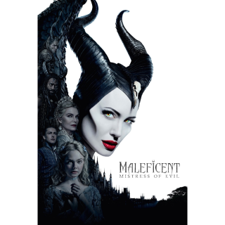 Maleficent: Mistress of Evil / 4K UHD / Movies Anywhere / VUDU