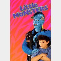 Little Monsters / HD / Vudu, GooglePlay, and FandangoNow via movieredeem.com