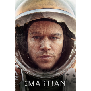 The Martian: Extended Cut / 4K UHD / MoviesAnywhere / Vudu