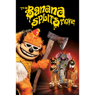 The Banana Splits Movie / MA / HDX