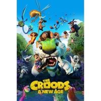 The Croods: A New Age AND The Croods / HD / Movies Anywhere