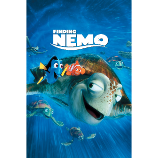 Finding Nemo - HDX on MA - Code Not Split - DMR Points NOT Included