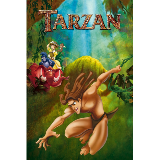 Tarzan / MA / HD / No DMR Points