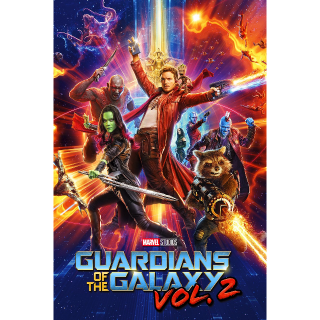 Guardians of the Galaxy Vol. 2 -- UHD/4K on MA - Code Not Split - DMR Points NOT Included