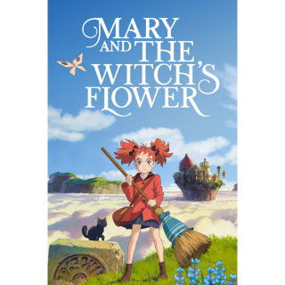 Mary and the Flower / MA / HDX