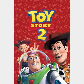 Toy Story 2 / HD / Movies Anywhere