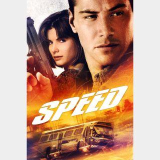 Speed / 4K UHD / Movies Anywhere