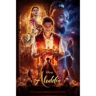 Aladdin (2019) / 4K UHD / Movies Anywhere / VUDU