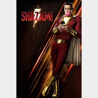 Shazam! / HD / Movies Anywhere