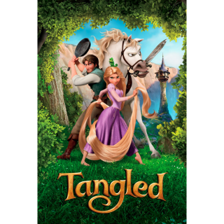 Tangled / GooglePlay / HDX