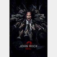 John Wick Trilogy - All THREE Films / 4K UHD / movieredeem.com