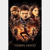Robin Hood / HD / Vudu / iTunes / GooglePlay / FandangoNow