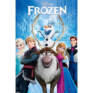 Frozen - HDX on MA - Code Not Split - DMR Points NOT Included